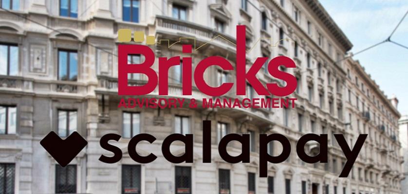 Bricks Assiste Scalapay Nella Locazione Dei Nuovi Uffici A Milano Bricks Srl
